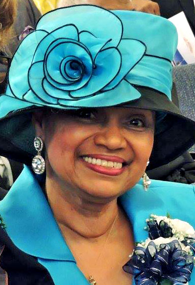 first lady pastors wife